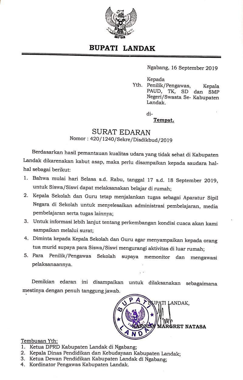 Dinas Pendidikan Dan Kebudayaan Kabupaten Landak